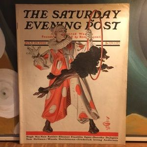 July 29, 1922 The Saturday Evening Post